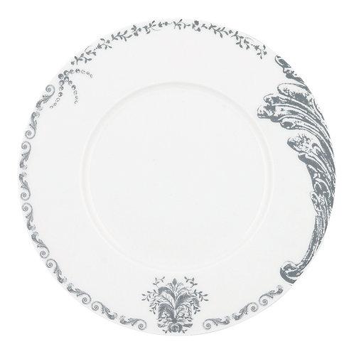 Dessert plate Madame de Polignac