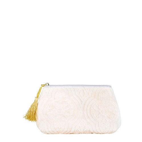 Toiletry bag Archipels nude