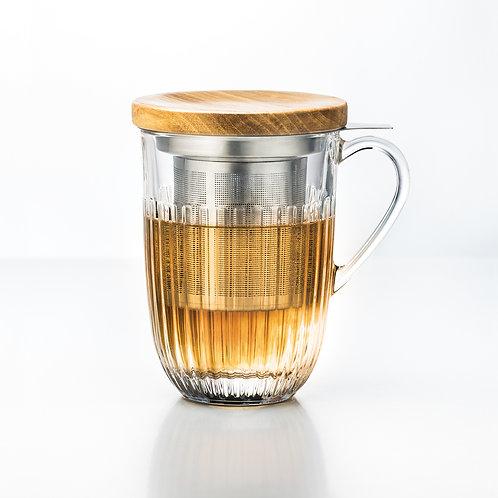 Ouessant Tea Infuser Mug