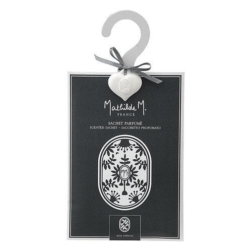 Scented hanger sachet, fragrance BOIS D'EPICES