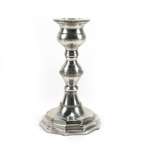 Candle holder Antique Silver no.1(S)