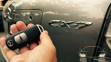 Mazda CX-7 year 2011 add smart key