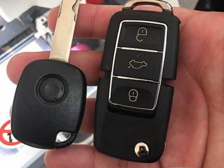 Honda Stream '05, add new flip key remote and immobilizer