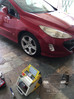 Peugeot 308 GT, add key and casing replacement