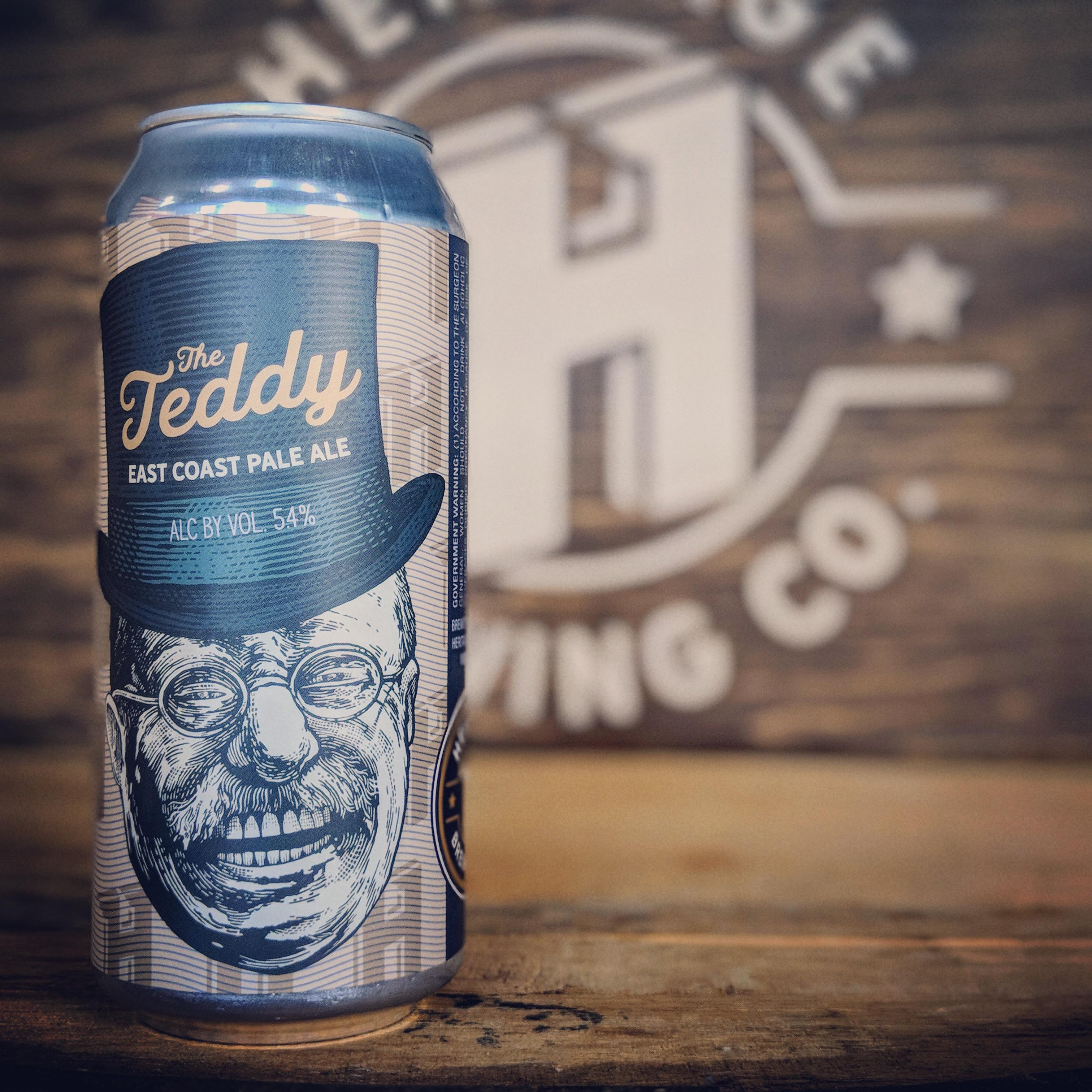 The Teddy East Coast Pale Ale 3