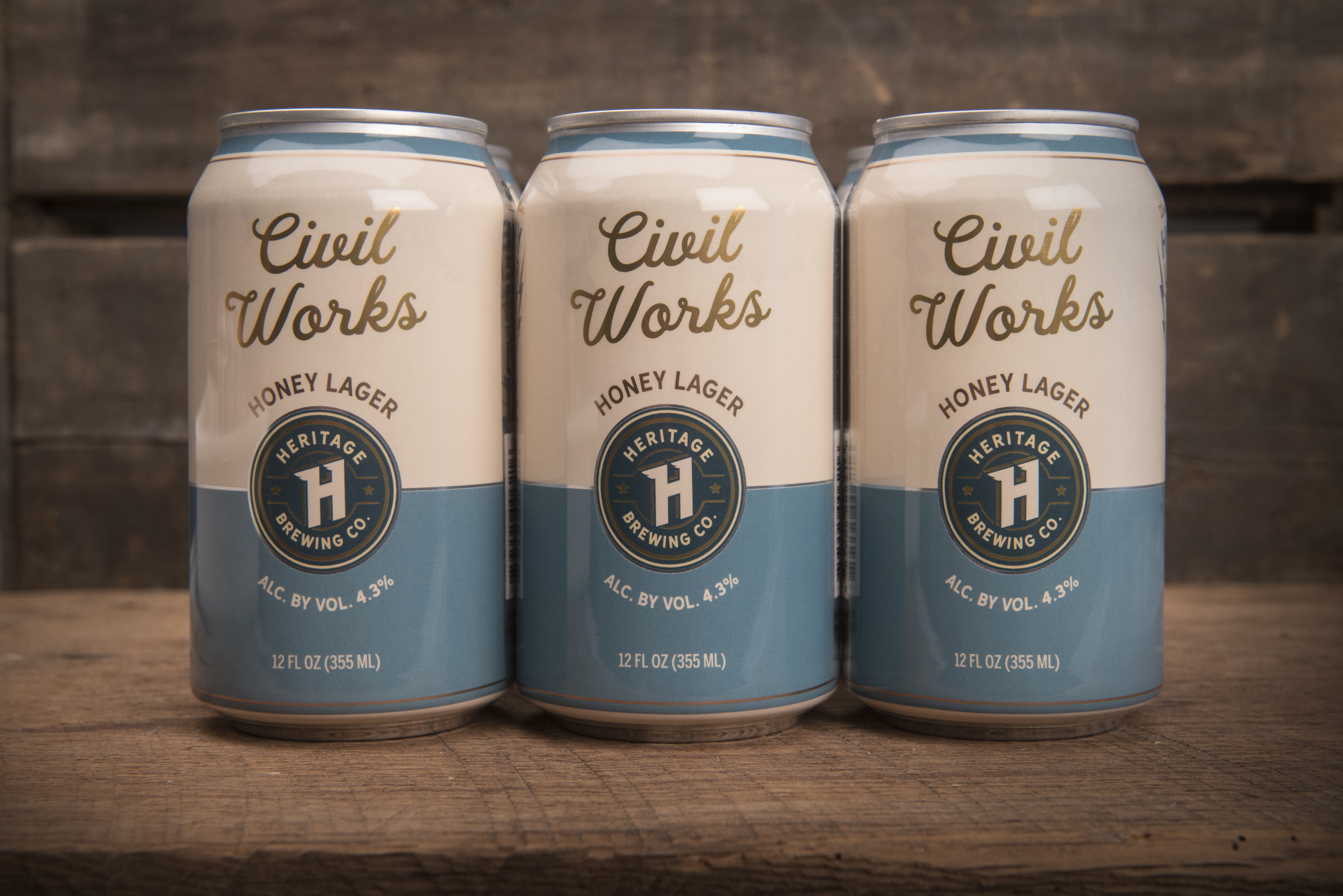 Civil Works Front Sixpack