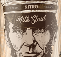Dairy Wars Milk Stout