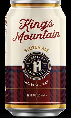 Kings Mountain Scotch Ale