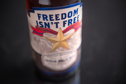 Brandy Barrel Freedom Isn't Free