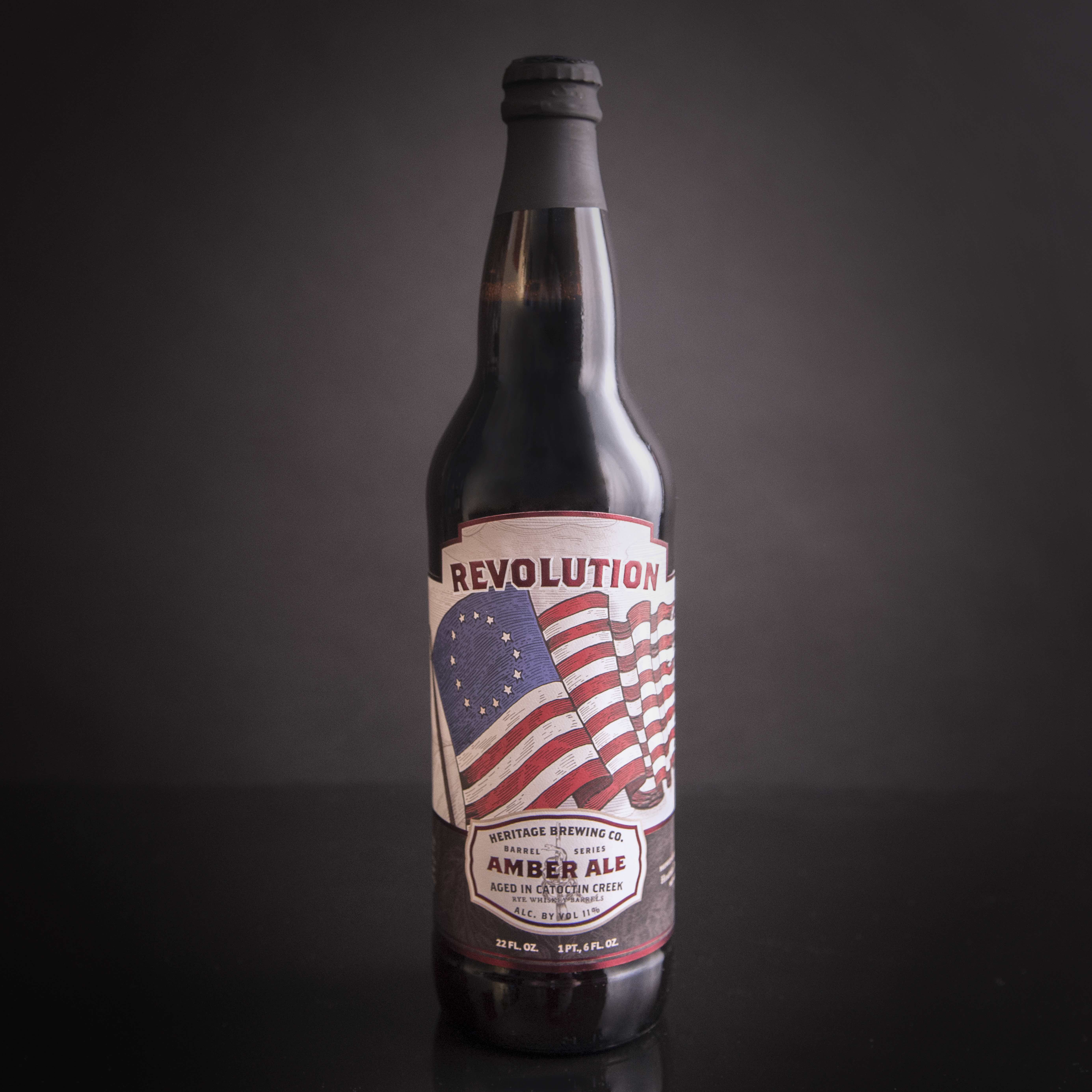 Barrel Aged Revolution 1