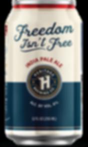 Heritage Brewing Co. Freedom Isn't Free IPA