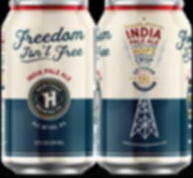 Freedom Isn't Free IPA