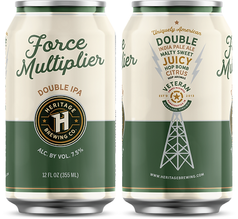 Force Multiplier Double IPA
