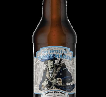 Barrel Aged Battle of White Marsh Belgian Spiced Ale