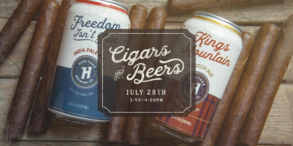 Cigars & Beers