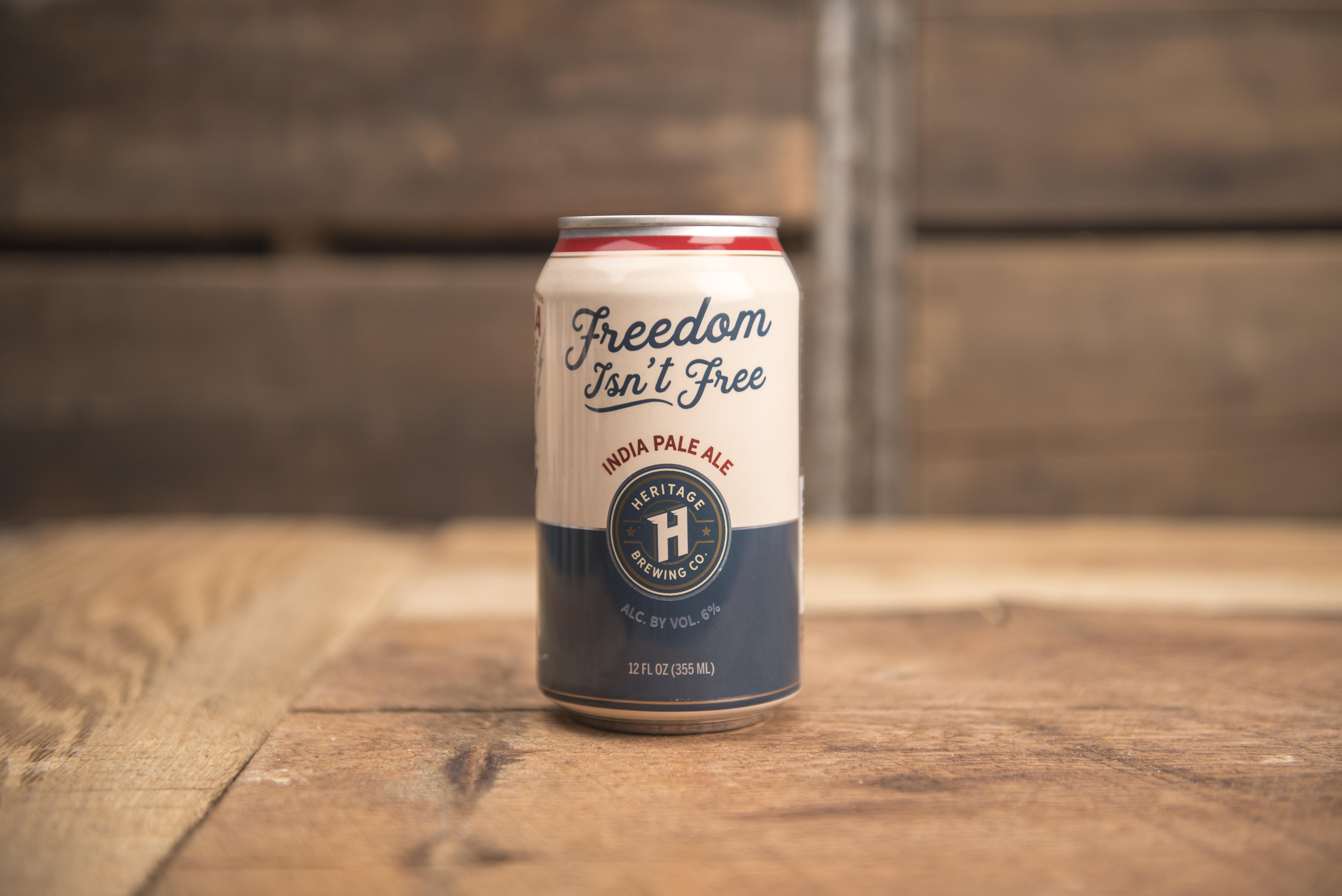 Freedom Isn't Free IPA 2