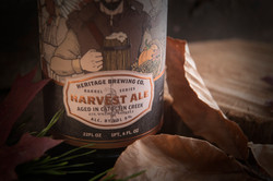 Rye Whiskey Barrel Aged Bradford 3