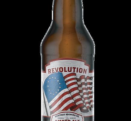 Barrel Aged Revolution American Amber Ale