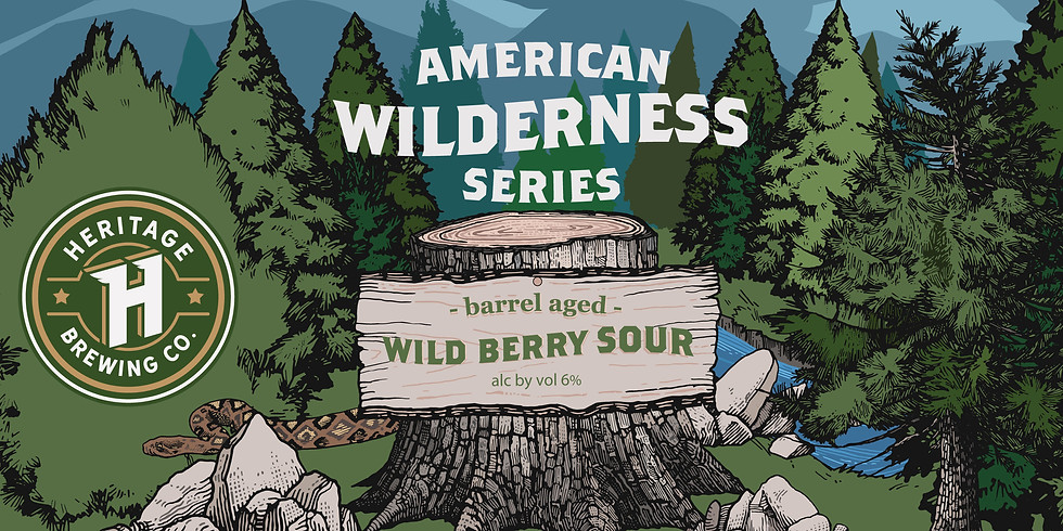 Wild Berry Sour Release