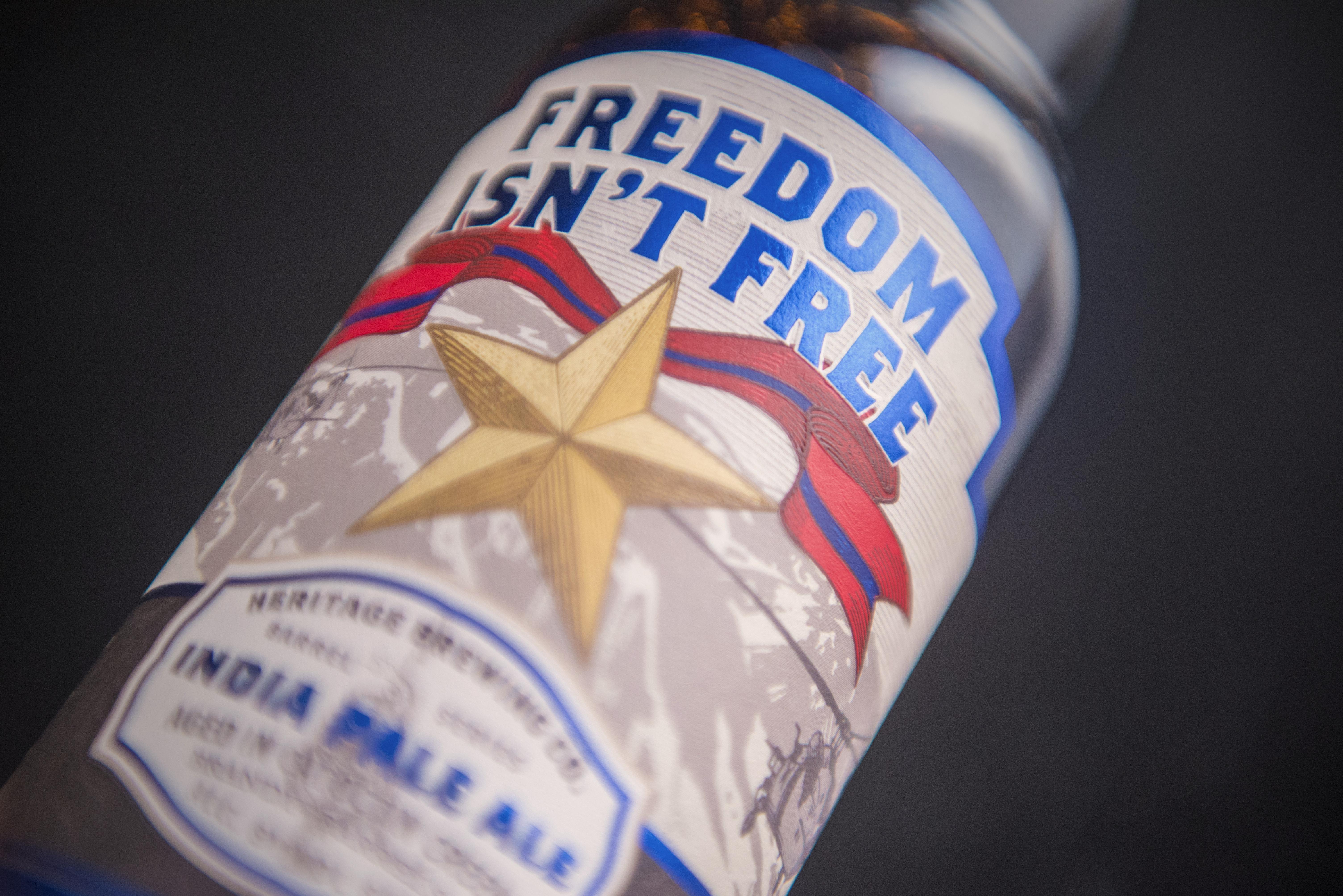 Brandy Barrel Freedom Isn't Free 3