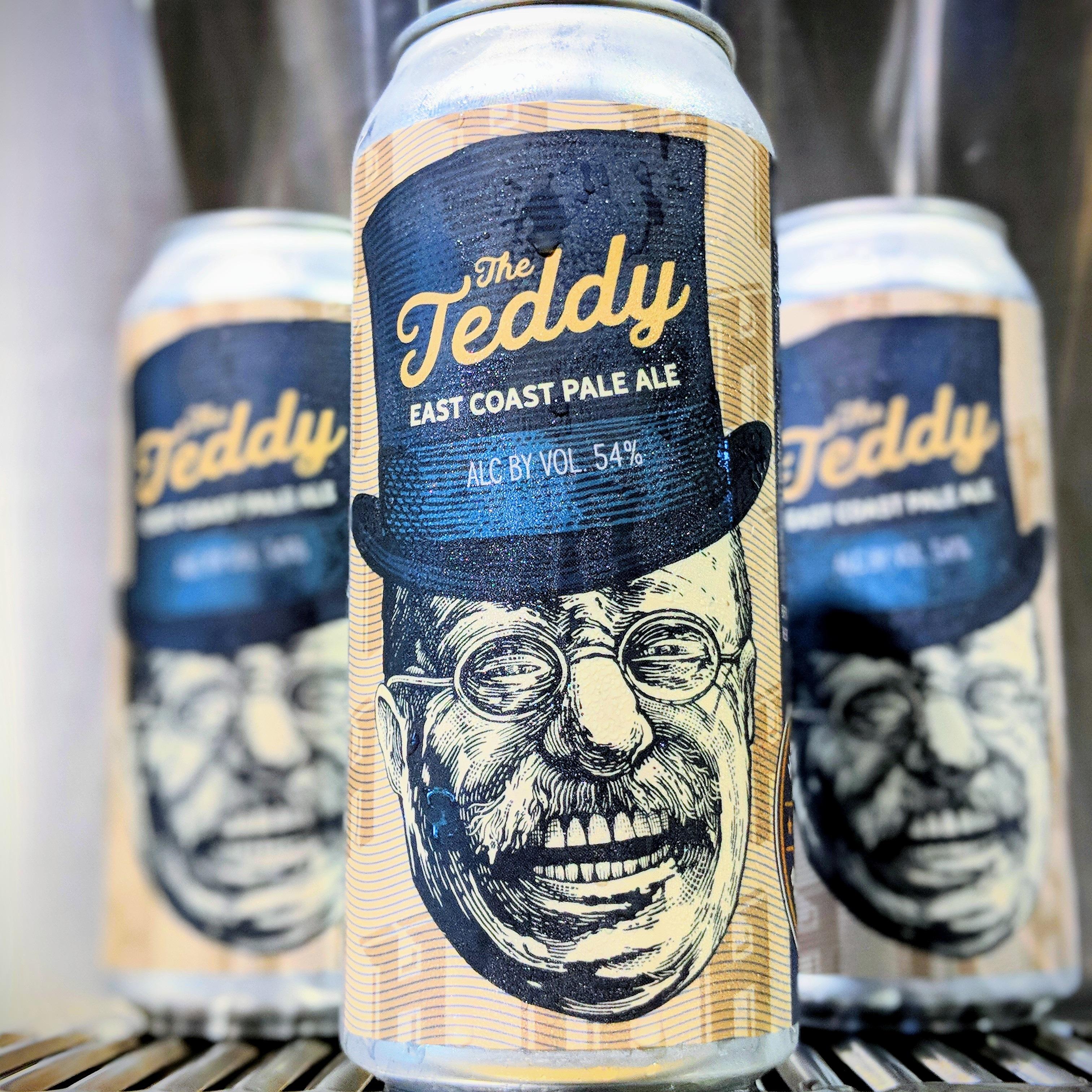 The Teddy East Coast Pale Ale 4