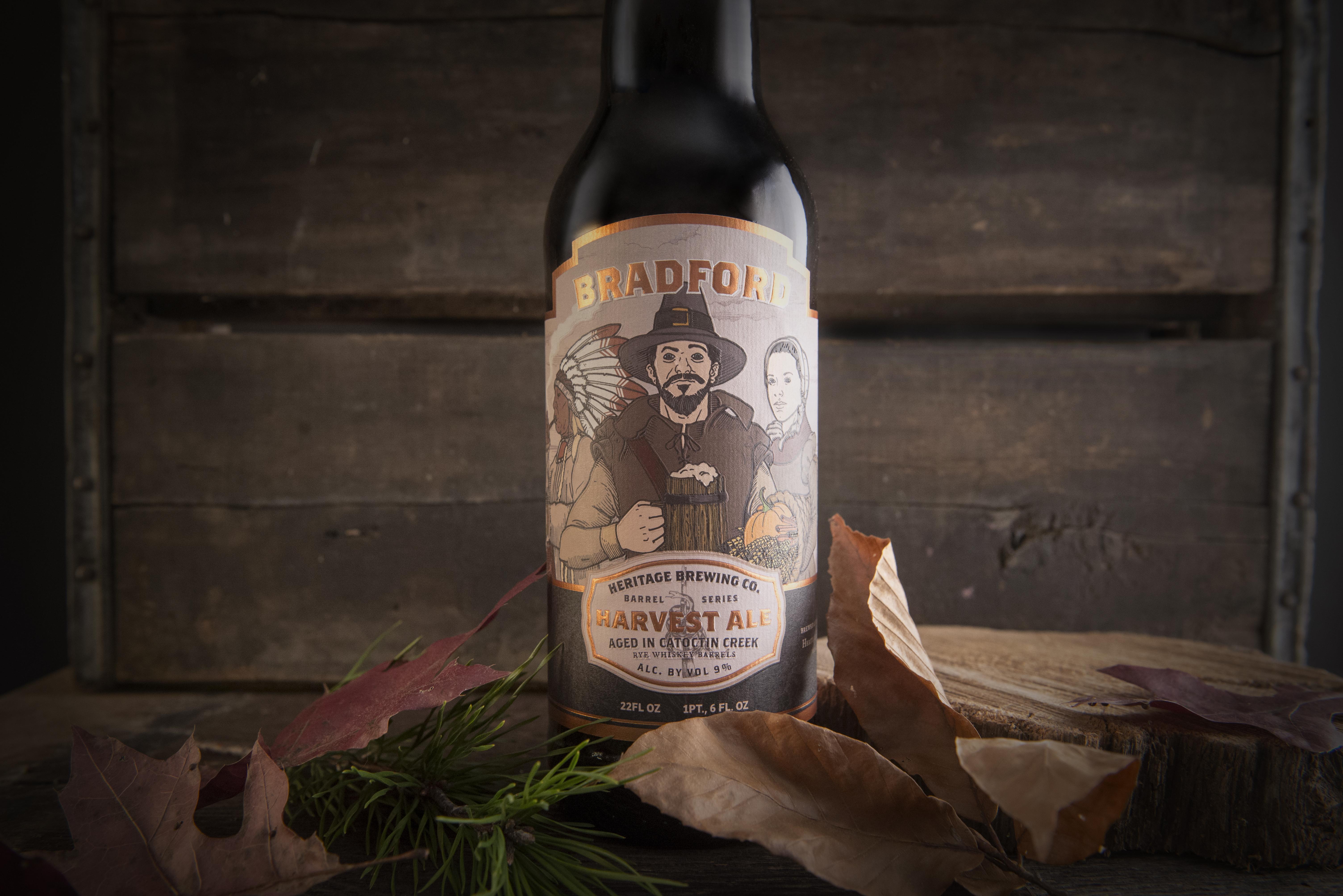 Rye Whiskey Barrel Aged Bradford 4