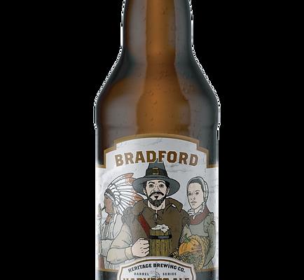 Barrel Aged Bradford Harvest Ale