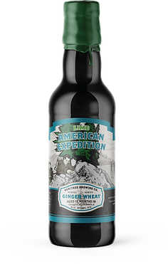 Tequila Barrel Aged American Expedition Honey Ginger Wheat Ale