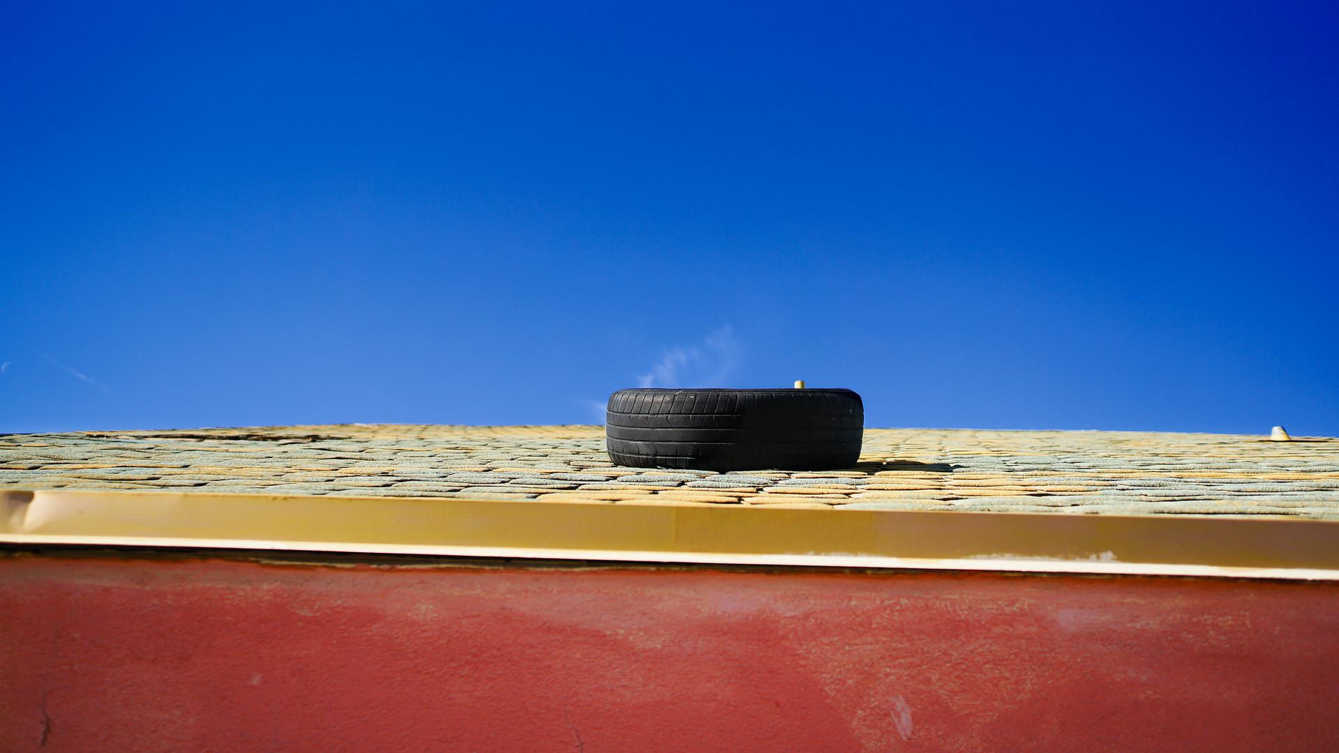 'Tyre' 2012, Los Angeles