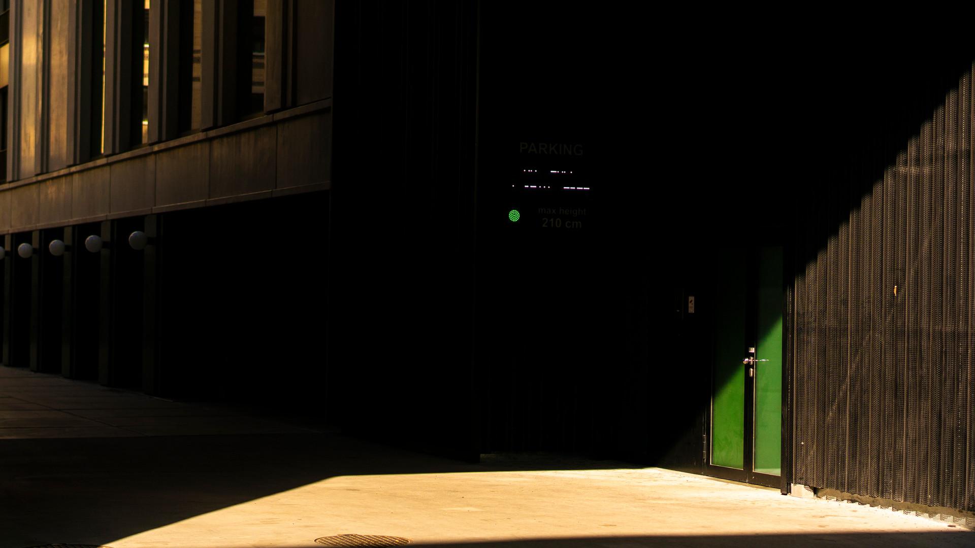 'Green Light' 2020, Antwerp
