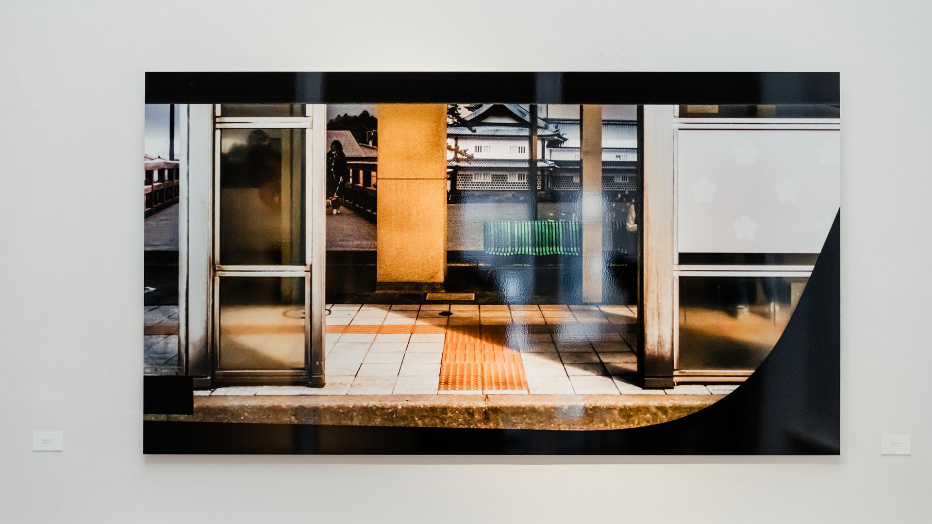 'Cityscape', 2016, Kanazawa, Japan