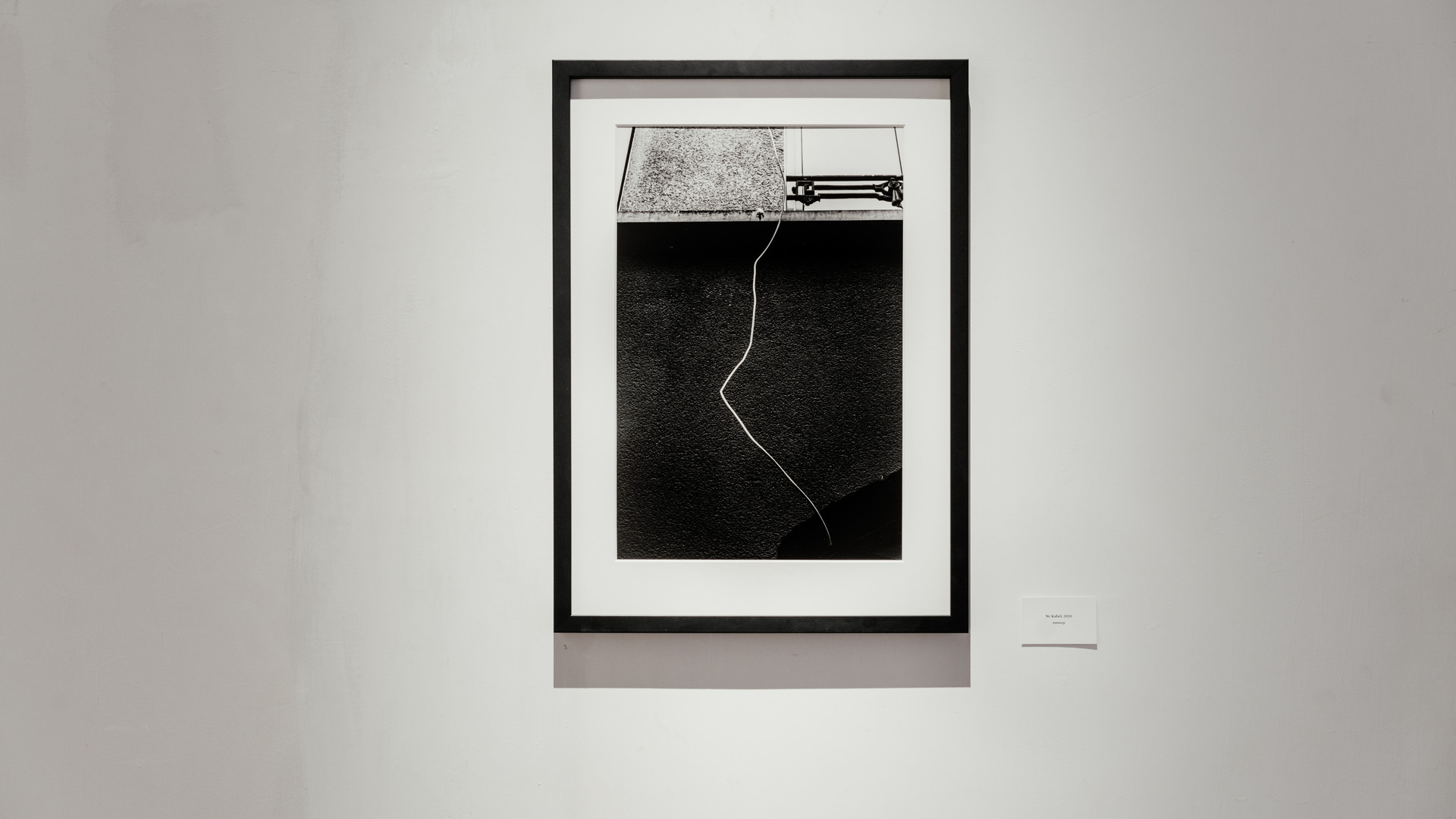 'Ne Kabel' 2020, Antwerp