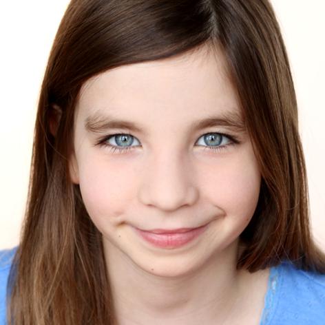 Grace Halverson (Greta Thunberg)