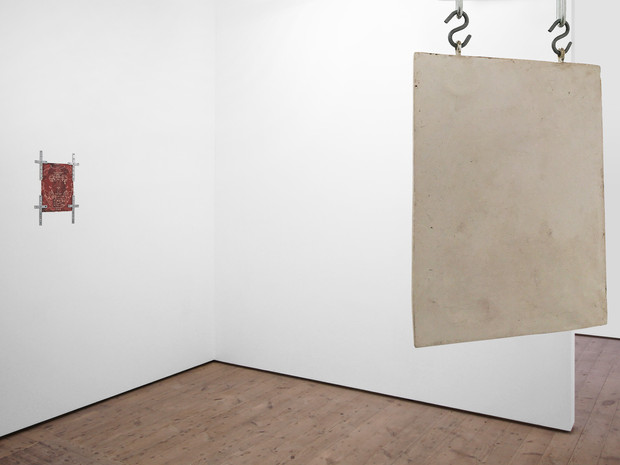 install view, Three Works (Scarborough)