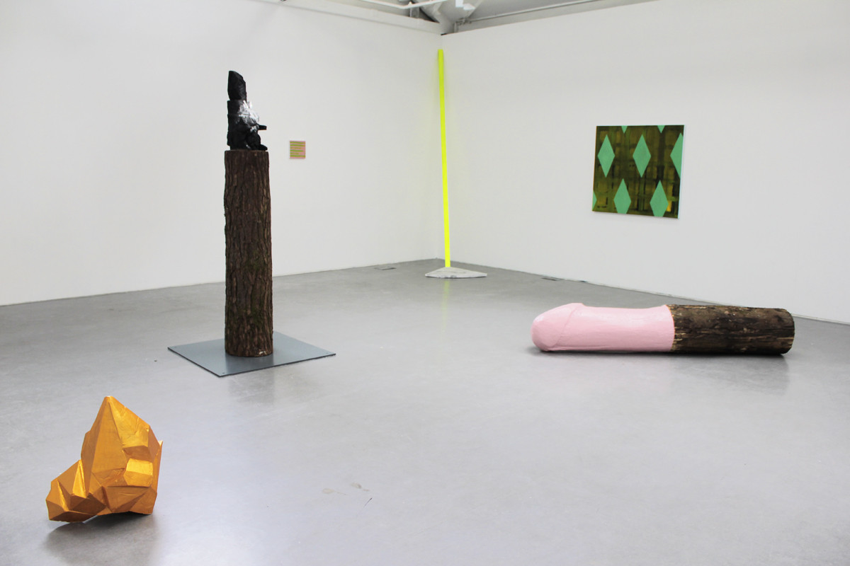 install view, Wimbledon Space (London)