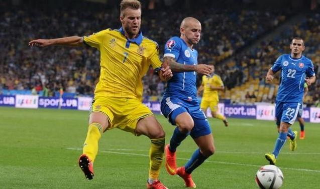 Футбол украина англиЯ интер времЯ транслЯции