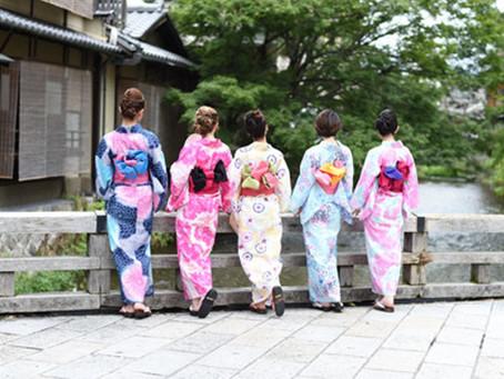 *여름한정9월말까지 * 유카타입고 오사카관광!!