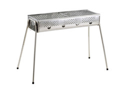 stainless 2way BBQ|international tra