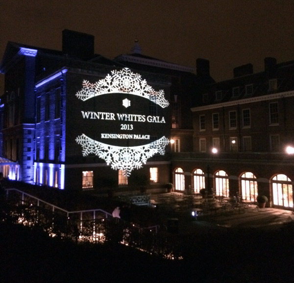 Kensington Palace Winter Gala