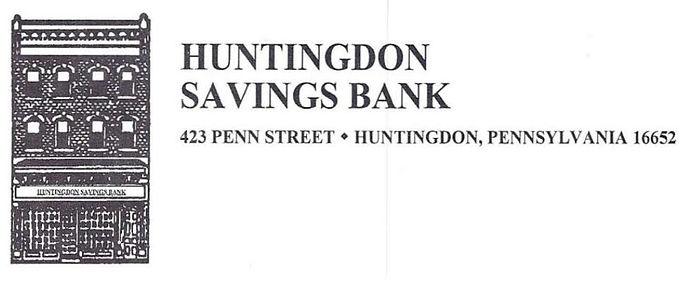 Huntingdon Savings Bank