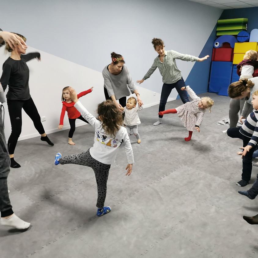 Danse parent-enfant 2-5 ans