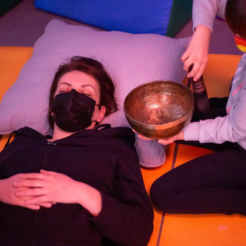 Relaxation sonore et sensorielle en duo 4ans et +