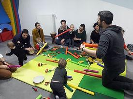 Eveil musical zikatane roubaix lollipop enfants