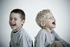 enfants rires joie