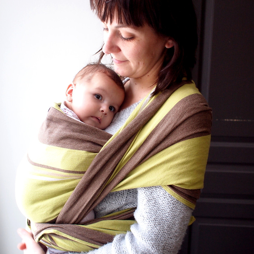 Portage bébé Individuel
