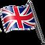 drapeau anglais cours d'anglais lollipop