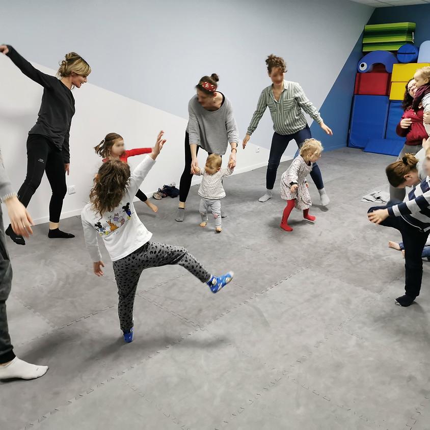 Danse parent-enfant