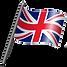 drapeau anglais cours d'anglais enfants
