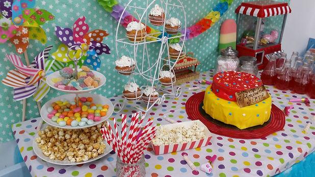 buffet fete d'anniversaire enfants lolli