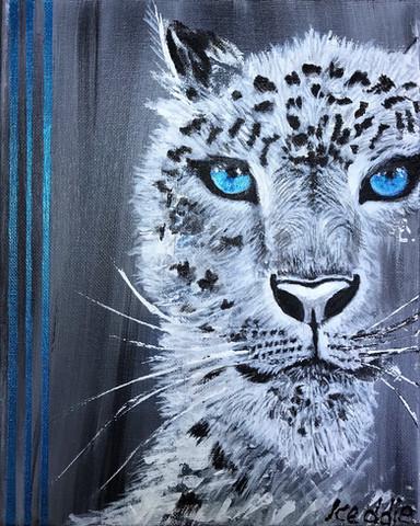 Precious Metals - Snow Leopard